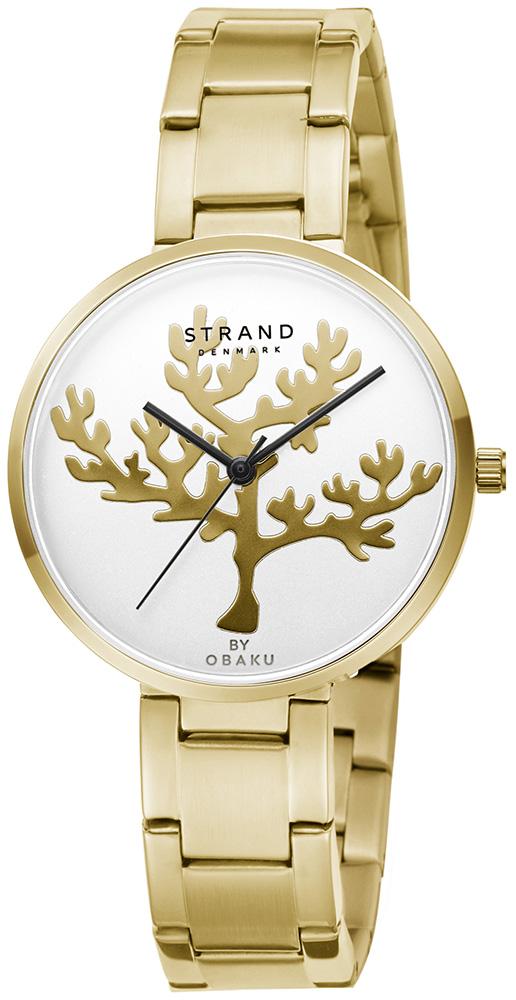Strand S700LXGISG-DCR - zegarek damski