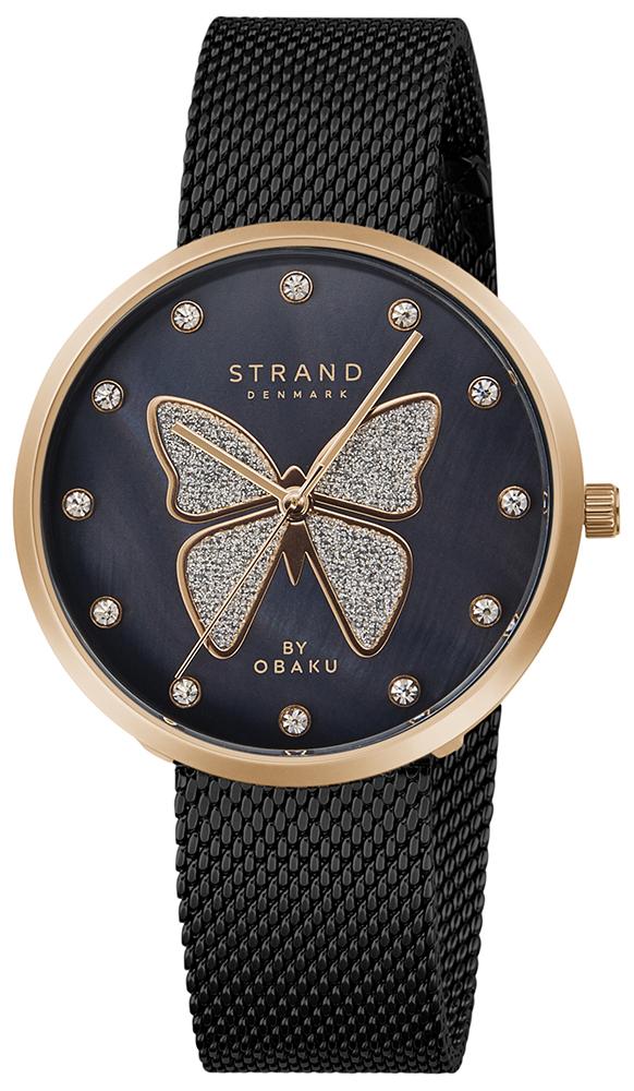 Strand S700LXVBMB-DB - zegarek damski