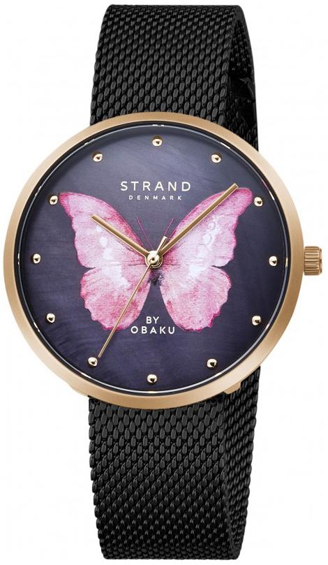Strand S700LXVBMB-DBP - zegarek damski