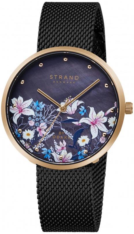 Strand S700LXVBMB-DF - zegarek damski
