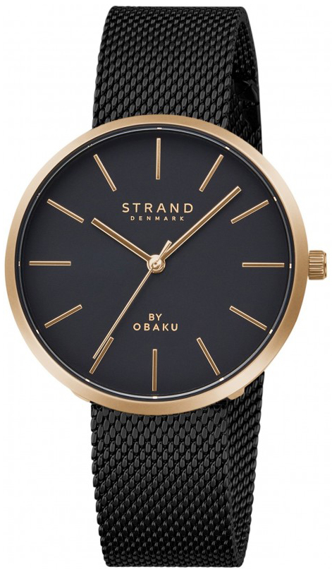 Strand S700LXVBMB - zegarek damski