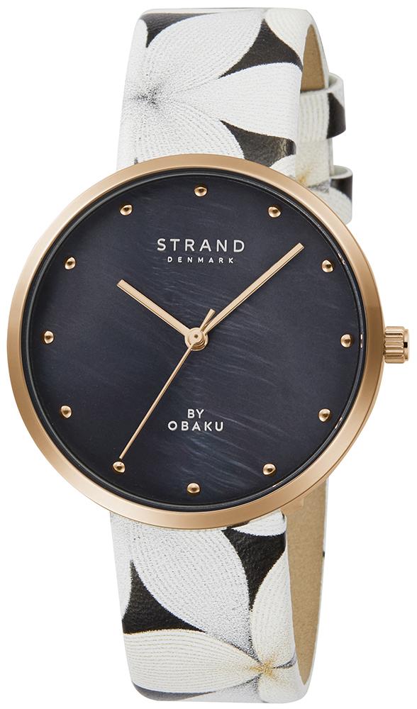 Strand S700LXVBPB-DJ - zegarek damski