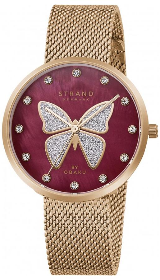 Strand S700LXVDMV-DB - zegarek damski