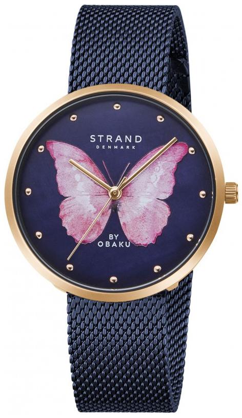 Strand S700LXVLML-DBP - zegarek damski