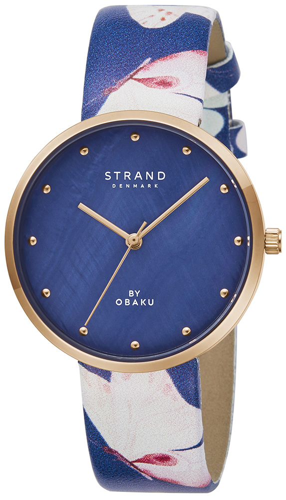 Strand S700LXVLPL-DJB - zegarek damski