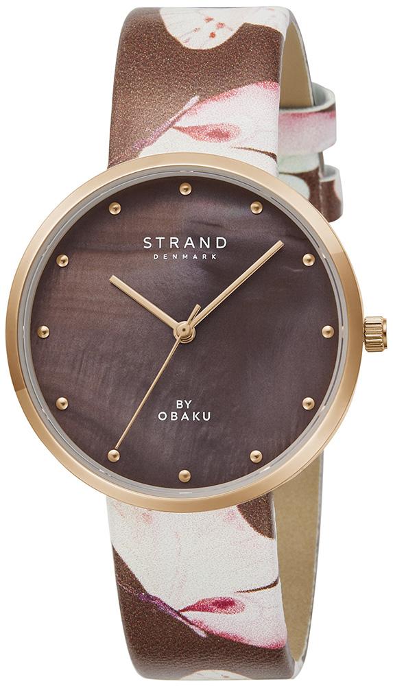 Strand S700LXVNPN-DJB - zegarek damski