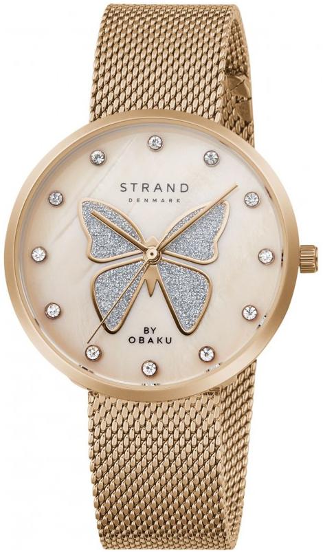 Strand S700LXVVMV-DB - zegarek damski