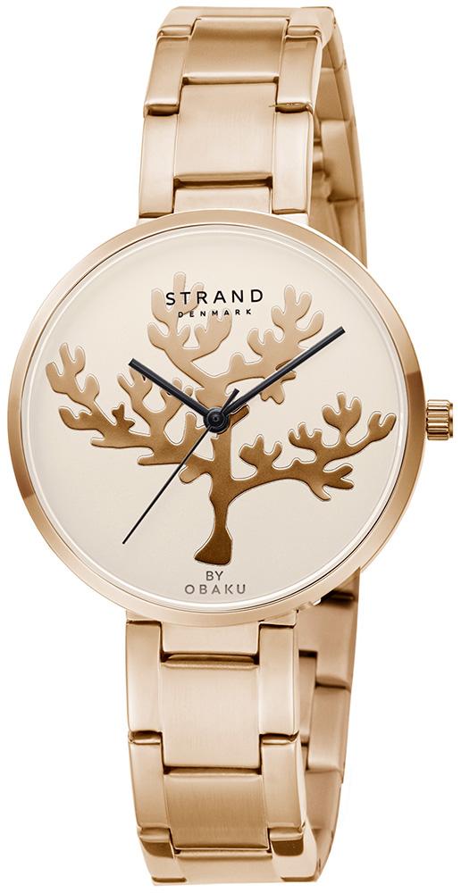 Strand S700LXVVSV-DCR - zegarek damski