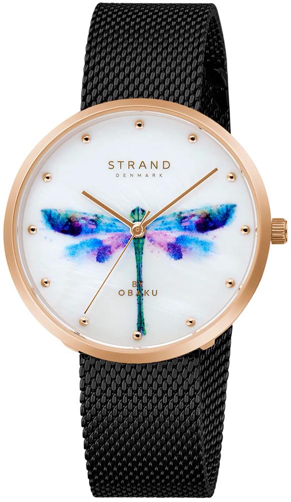 Strand S700LXVWMB-DD - zegarek damski
