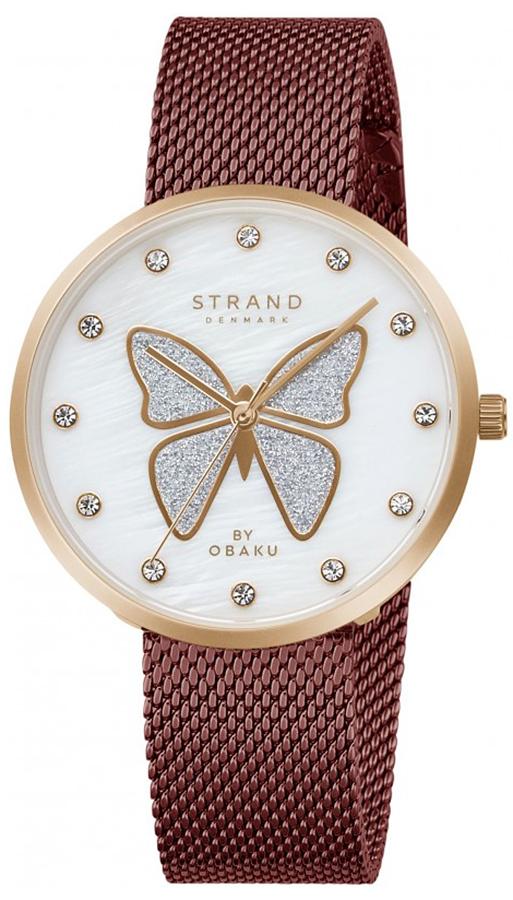 Strand S700LXVWMD-DB - zegarek damski