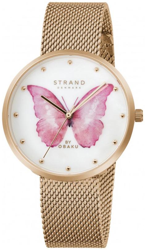 Strand S700LXVWMV-DBP - zegarek damski