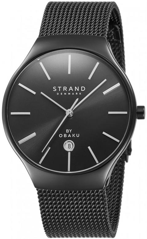 Strand S701GDBBMB - zegarek męski