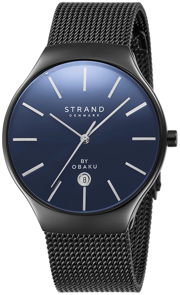 Strand S701GDBLMB - zegarek męski