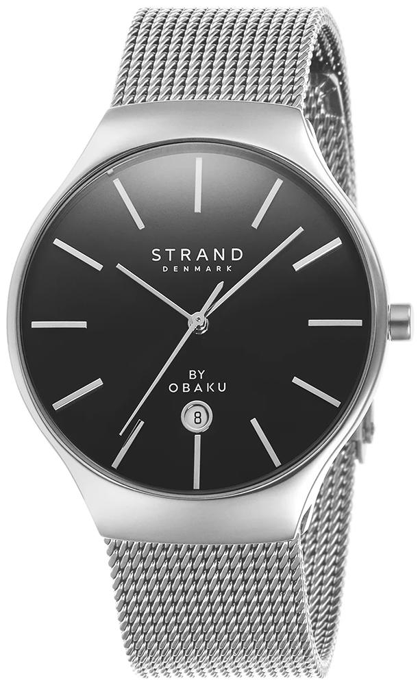 Strand S701GDCBMC - zegarek męski
