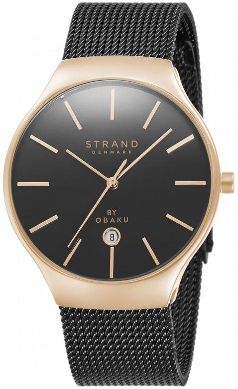 Strand S701GDVBMB - zegarek męski