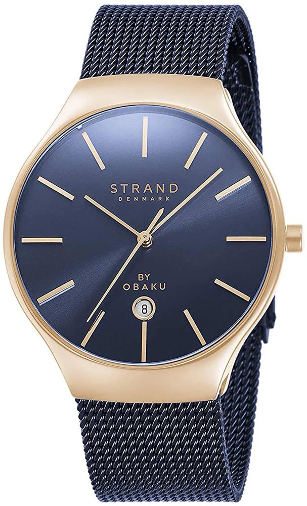 Strand S701GDVLML - zegarek męski