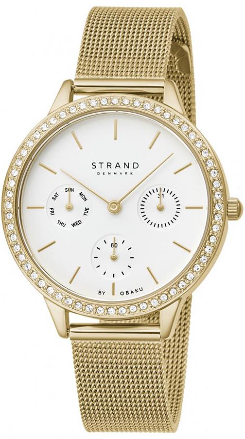 Strand S704LMGIMG - zegarek damski