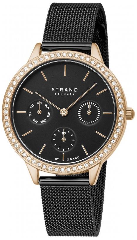 Strand S704LMVBMB - zegarek damski