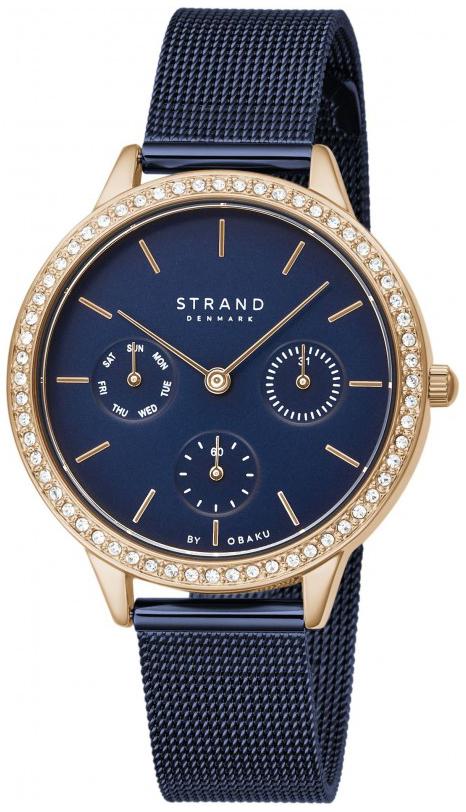 Strand S704LMVLML - zegarek damski