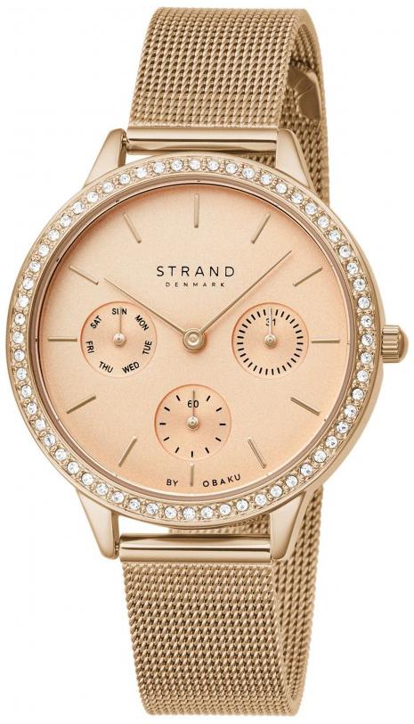 Strand S704LMVVMV - zegarek damski
