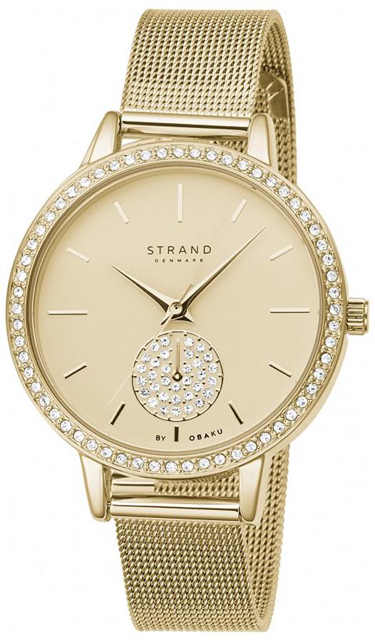 Strand S705LXGGMG - zegarek damski