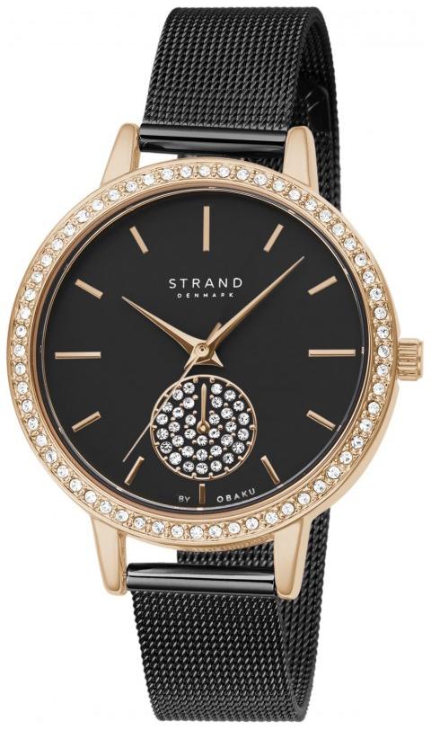 Strand S705LXVBMB - zegarek damski