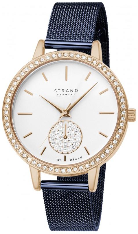 Strand S705LXVIML - zegarek damski