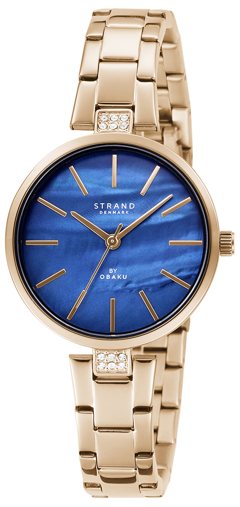 Strand S706LXVLSV - zegarek damski
