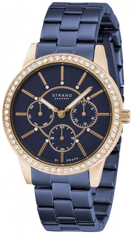 Strand S707LMVLSL - zegarek damski