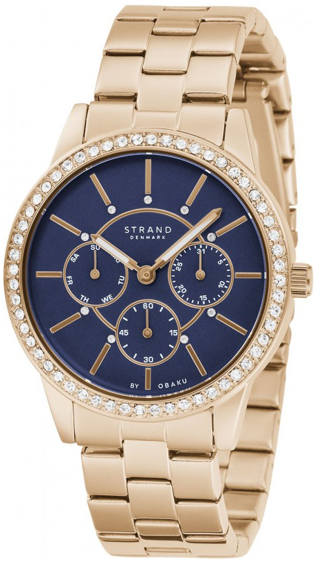 Strand S707LMVLSV - zegarek damski