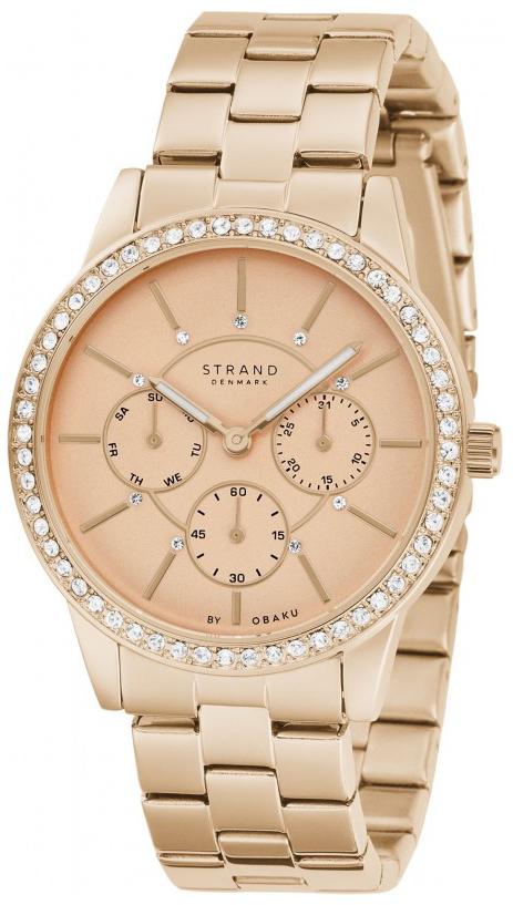 Strand S707LMVVSV - zegarek damski