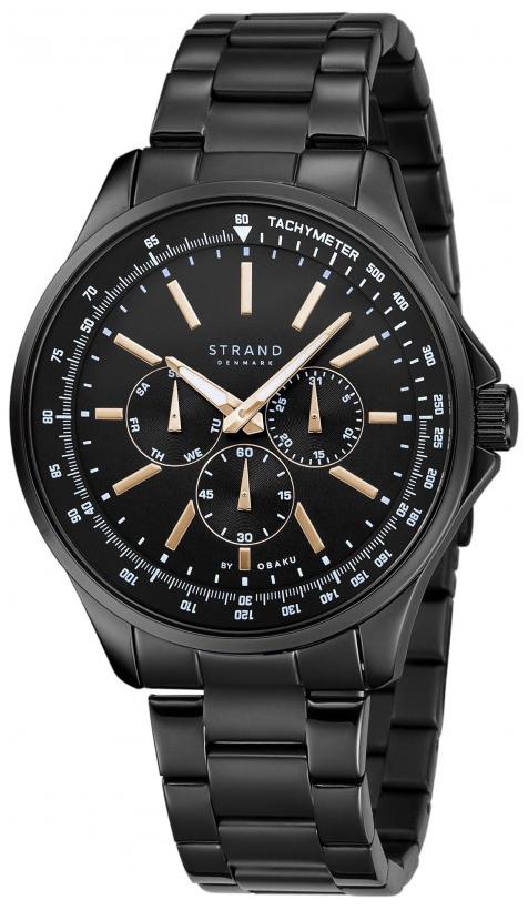 Strand S708GMBBSB - zegarek męski