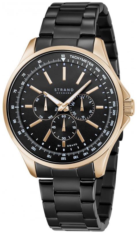 Strand S708GMVBSB - zegarek męski