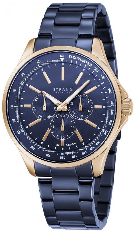 Strand S708GMVLSL - zegarek męski
