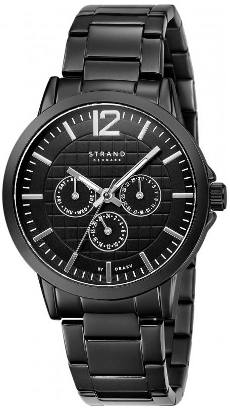 Strand S709GMBBSB - zegarek męski