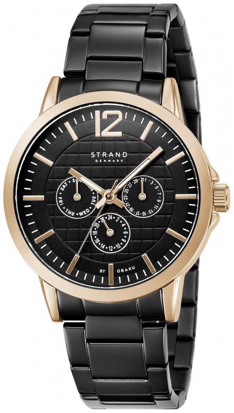 Strand S709GMVBSB - zegarek męski