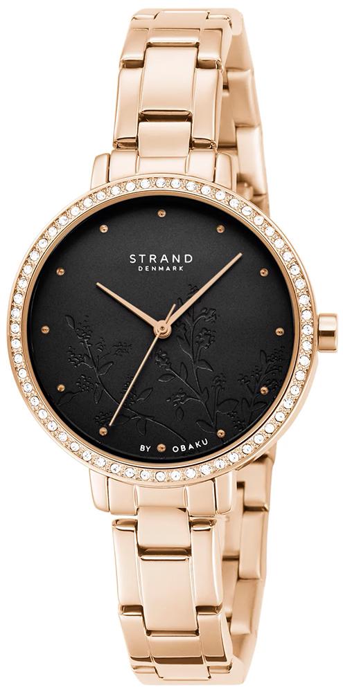 Strand S712LXVBSV - zegarek damski