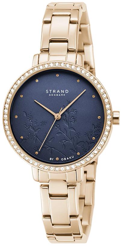 Strand S712LXVLSV - zegarek damski