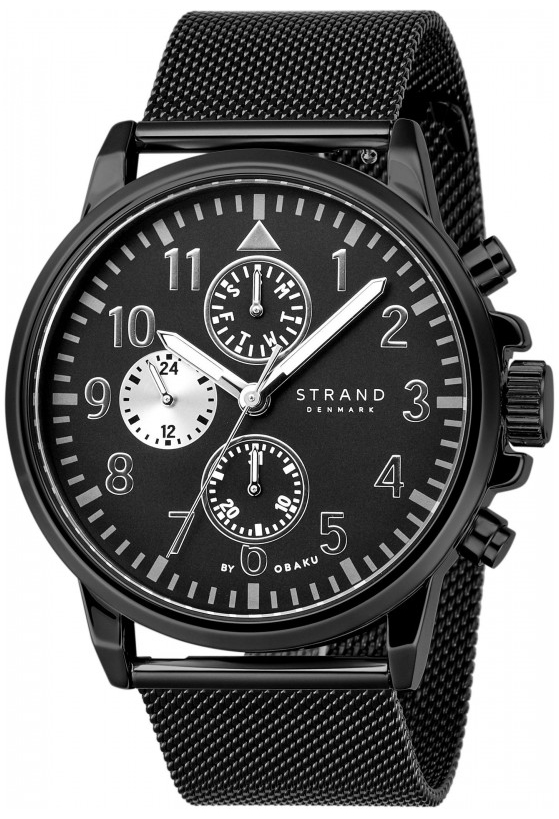 Strand S714GMBBMB - zegarek męski