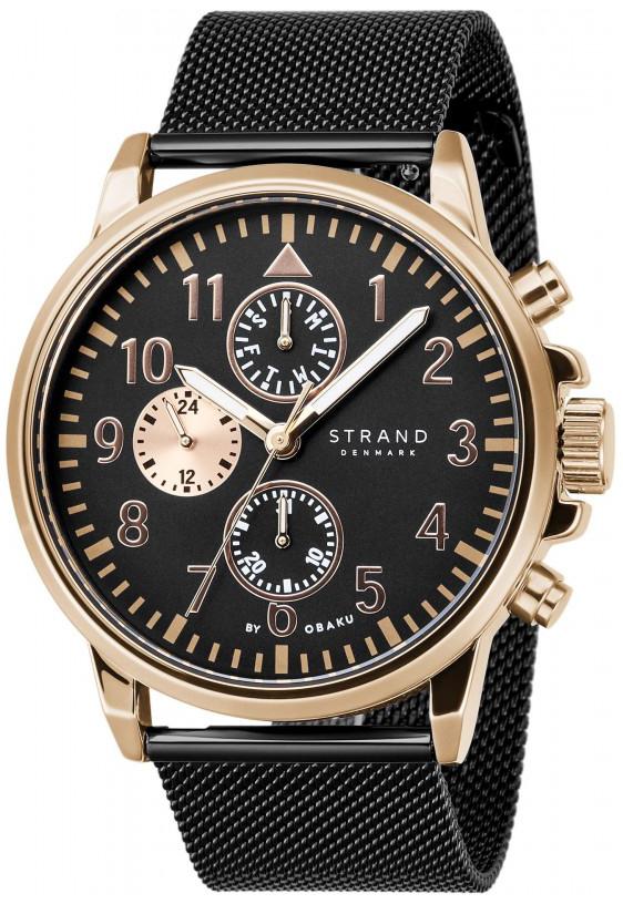 Strand S714GMVBMB - zegarek męski
