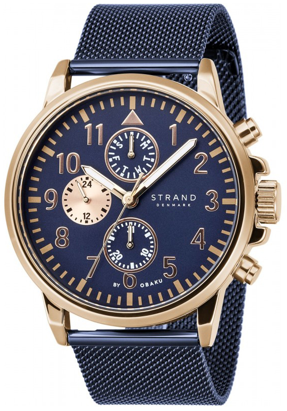 Strand S714GMVLML - zegarek męski