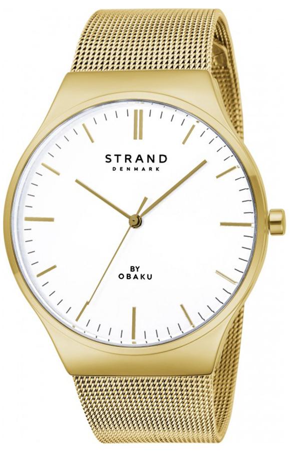 Strand S717LXGWMG - zegarek damski