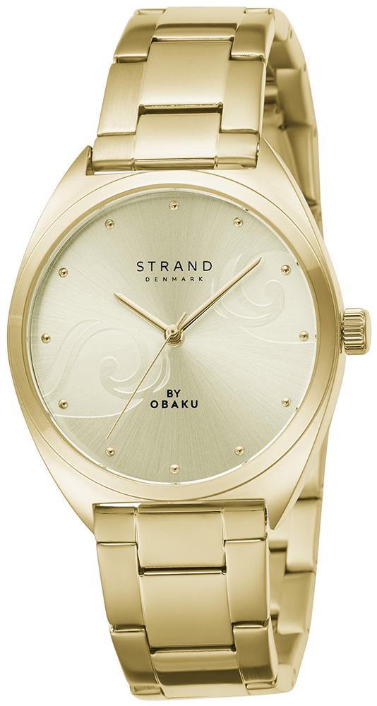 Strand S719LXGGSG - zegarek damski