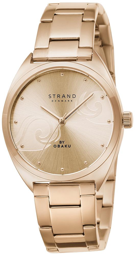 Strand S719LXVVSV - zegarek damski