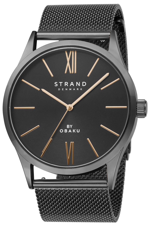Strand S720GXBBMB - zegarek męski