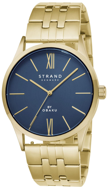 Strand S720GXGLSG - zegarek męski