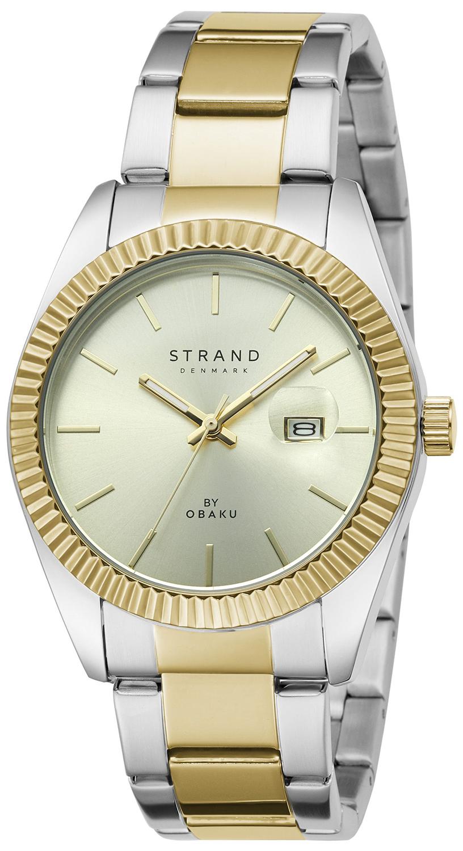 Strand S721GDFGSF-DS - zegarek męski