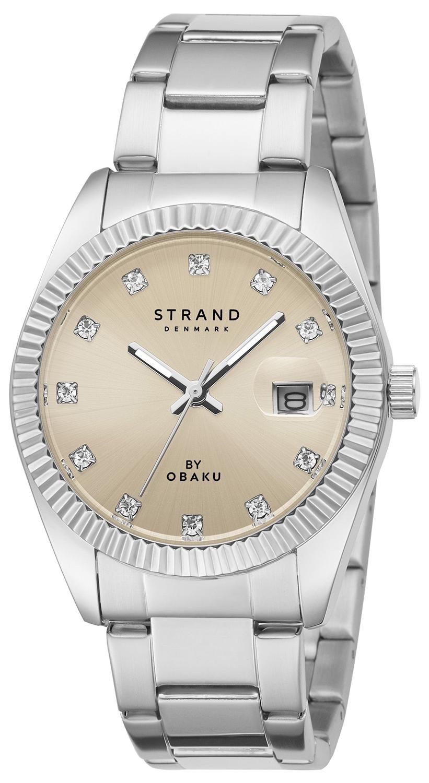 Strand S721LDCVSC - zegarek damski