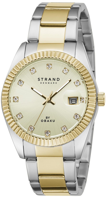 Strand S721LDFGSF - zegarek damski