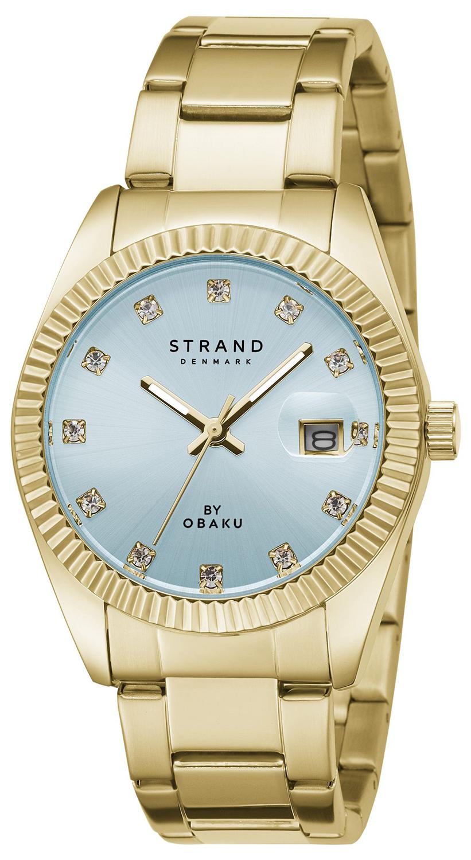 Strand S721LDGMSG - zegarek damski